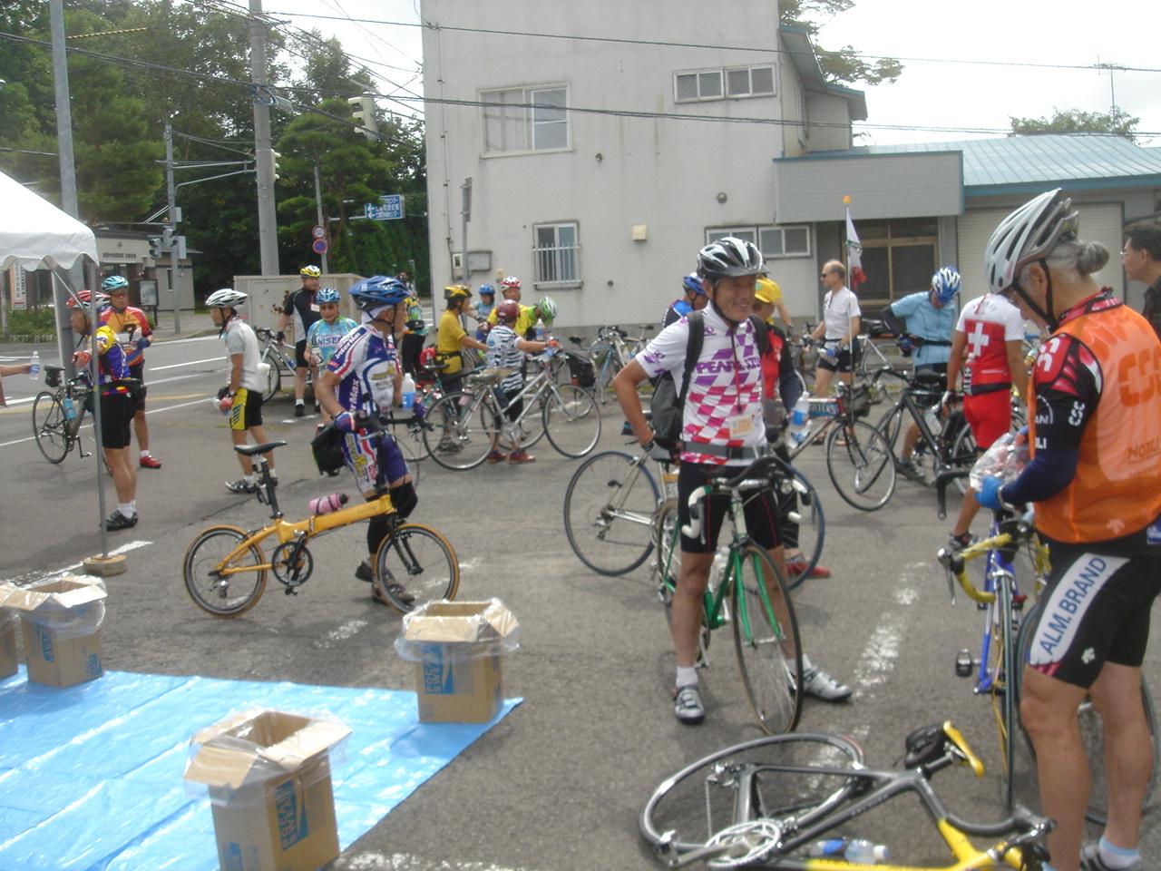 日本サイクリング協会の全国大会写真3