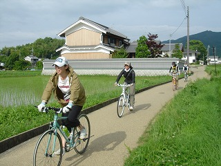 京都・奈良古都めぐりサイクリング(2010.6.26〜27)