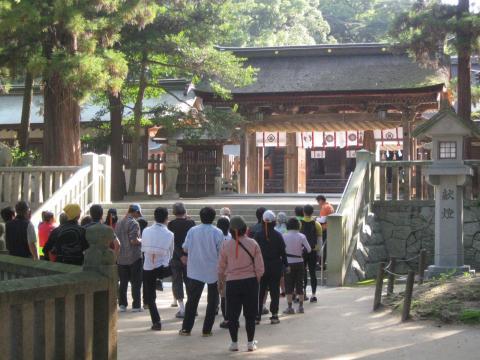 大山祇神社観光