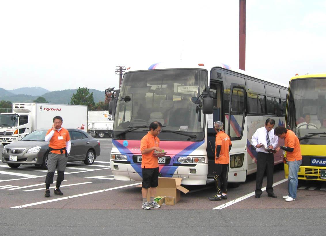 バス乗車2