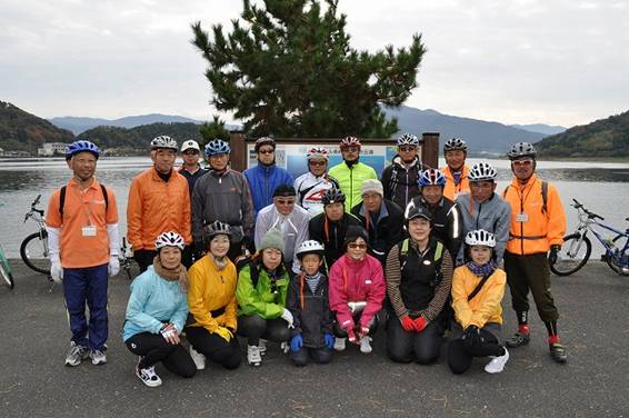 若狭の秋を満喫するサイクリング ブログ写真1