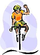 サイクリングイラスト
