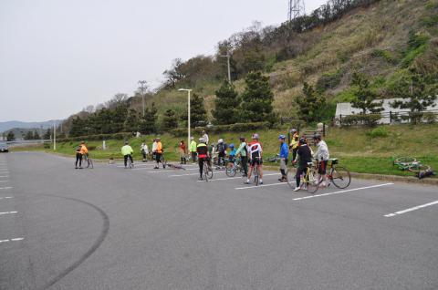 走り屋の勲章 淡路島一周サイクリング - 35