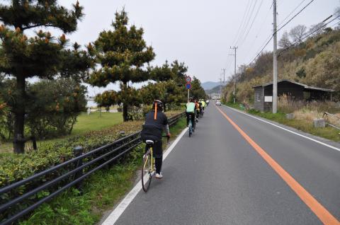走り屋の勲章 淡路島一周サイクリング - 36