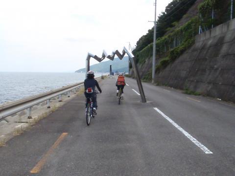讃岐うどんと阿波街道サイクリング(2010.10.16〜17)  - 6