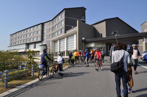 走り屋の勲章 淡路島一周サイクリング - 29