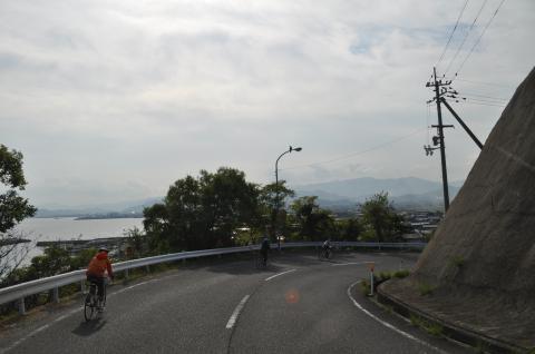 讃岐うどんと阿波街道サイクリング(2010.10.16〜17)  - 1