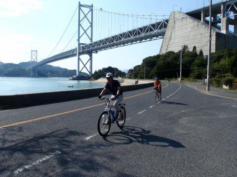 しまなみ海道サイクリング - 27