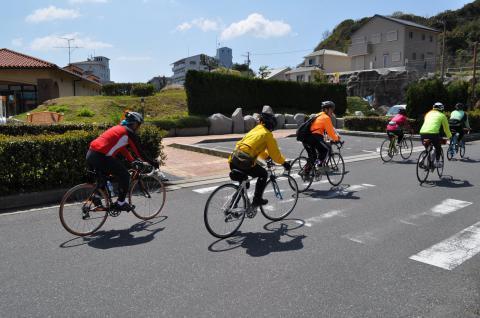 走り屋の勲章 淡路島一周サイクリング - 14