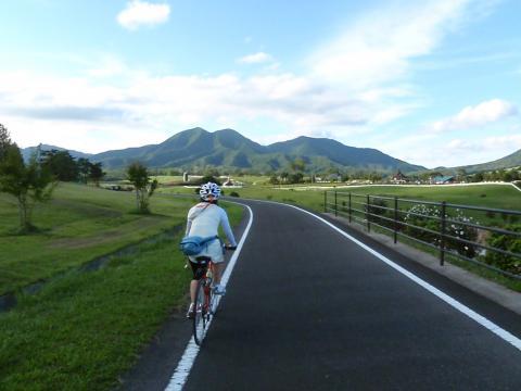 蒜山高原 大山山麓 パノラマサイクリング(2010.8.28〜29) - 30
