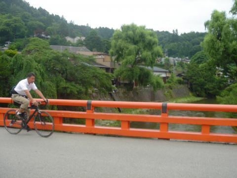 飛騨高山・古川、郡上八幡サイクリング下見 - 23