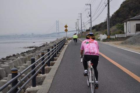 走り屋の勲章 淡路島一周サイクリング - 3