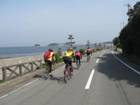 走り屋の勲章 淡路島一周サイクリング - 22