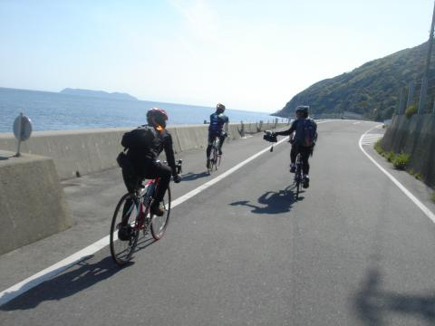 走り屋の勲章 淡路島一周サイクリング - 4
