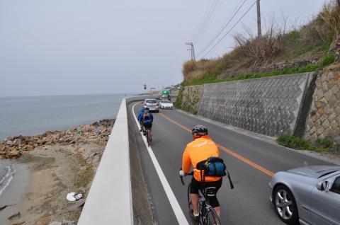 走り屋の勲章 淡路島一周サイクリング - 38