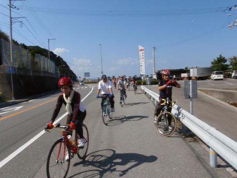 讃岐うどんと阿波街道サイクリング(2010.10.16〜17)  - 7