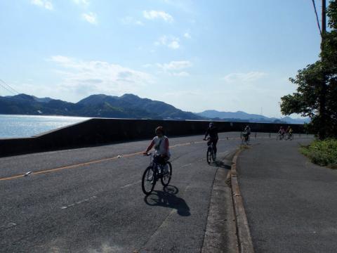 しまなみ海道サイクリング - 16