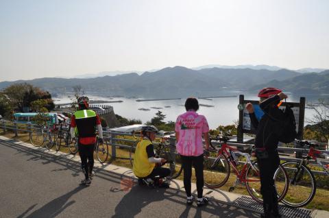 走り屋の勲章 淡路島一周サイクリング - 26