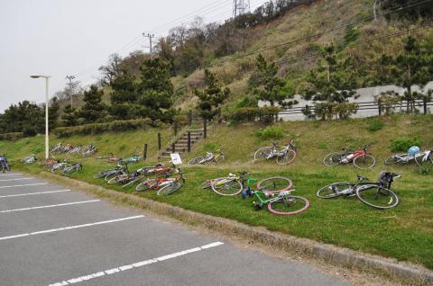 走り屋の勲章 淡路島一周サイクリング - 33