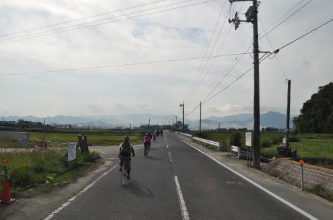 讃岐うどんと阿波街道サイクリング(2010.10.16〜17)  - 2