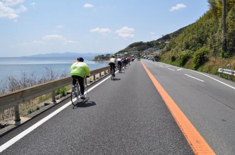 走り屋の勲章 淡路島一周サイクリング - 18