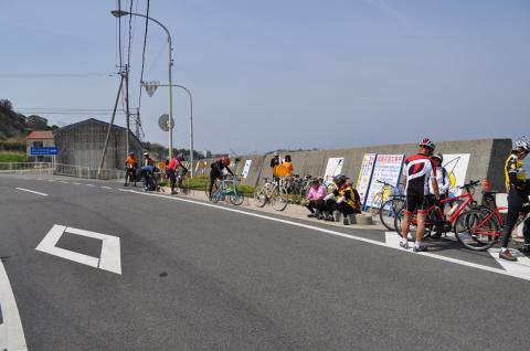 走り屋の勲章 淡路島一周サイクリング - 31