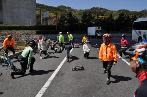 走り屋の勲章 淡路島一周サイクリング - 9