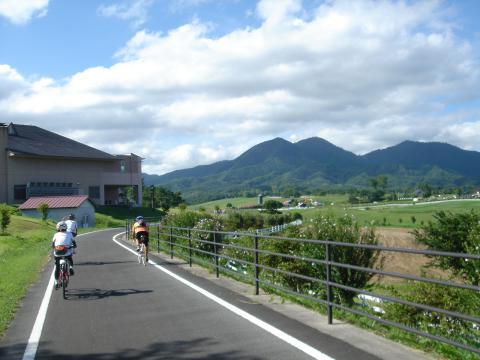 蒜山高原 大山山麓 パノラマサイクリング(2010.8.28〜29) - 12