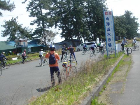 奥琵琶湖 海津大崎の桜 日帰りお花見サイクリング(2010.4.10) - 1