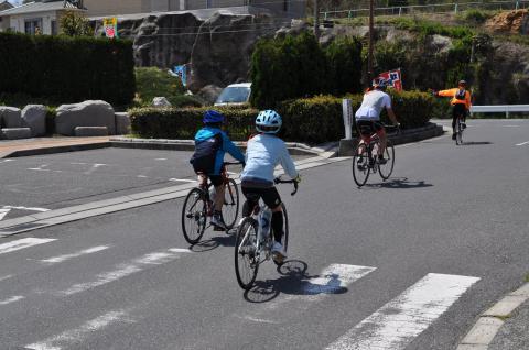 走り屋の勲章 淡路島一周サイクリング - 13