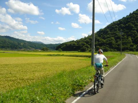 蒜山高原 大山山麓 パノラマサイクリング(2010.8.28〜29) - 9