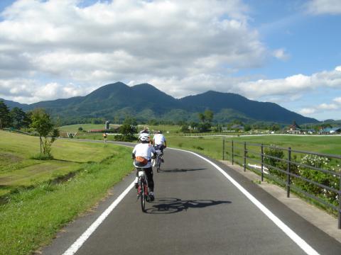 蒜山高原 大山山麓 パノラマサイクリング(2010.8.28〜29) - 13