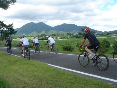 蒜山高原 大山山麓 パノラマサイクリング(2010.8.28〜29) - 14