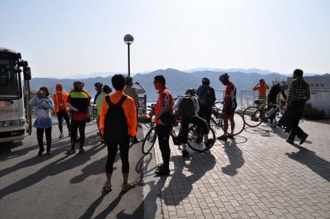 走り屋の勲章 淡路島一周サイクリング - 25