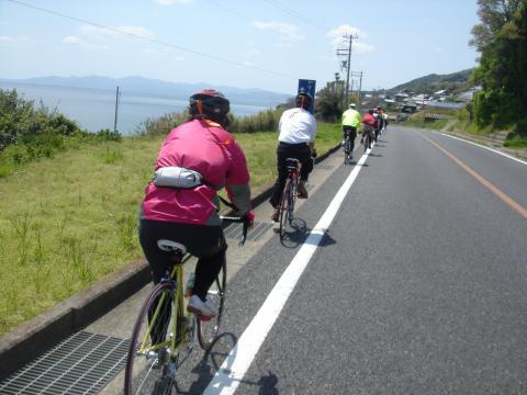 走り屋の勲章 淡路島一周サイクリング - 2