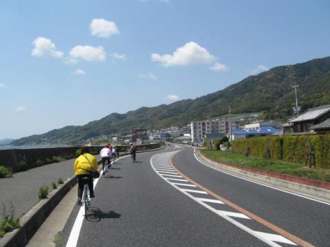 走り屋の勲章 淡路島一周サイクリング - 11