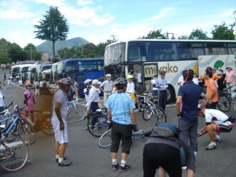 蒜山高原 大山山麓 パノラマサイクリング(2010.8.28〜29) - 6