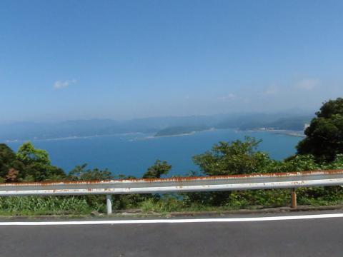 南紀潮岬から周参見(すさみ)のサイクリング下見