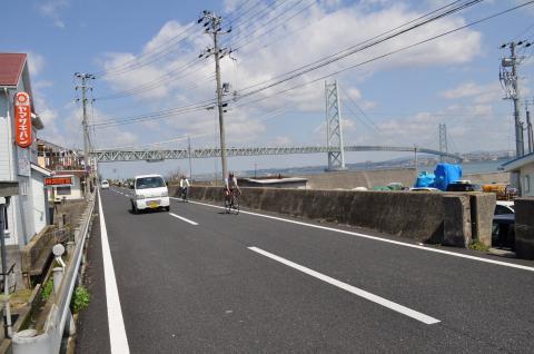 走り屋の勲章 淡路島一周サイクリング - 15