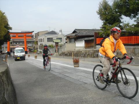 京都・奈良古都めぐりサイクリング - 1