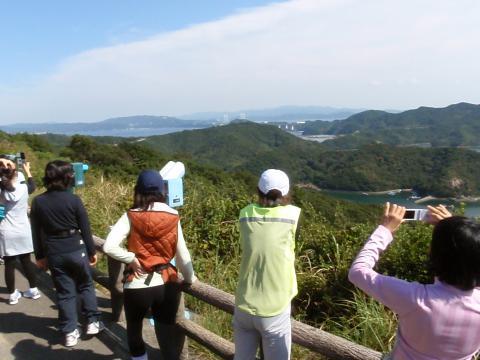 讃岐うどんと阿波街道サイクリング(2010.10.16〜17)  - 8