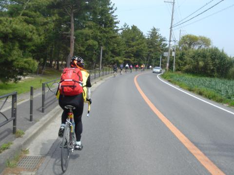 走り屋の勲章 淡路島一周サイクリング - 7