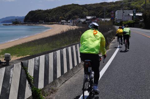 走り屋の勲章 淡路島一周サイクリング - 19
