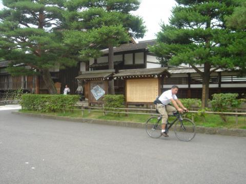 飛騨高山・古川、郡上八幡サイクリング下見 - 24