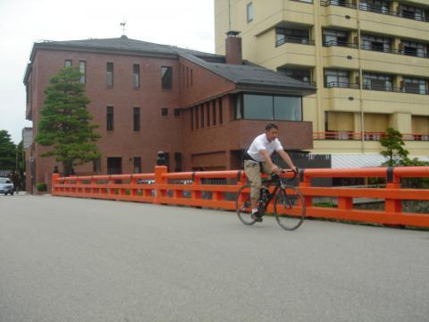 飛騨高山・古川、郡上八幡サイクリング下見 - 22