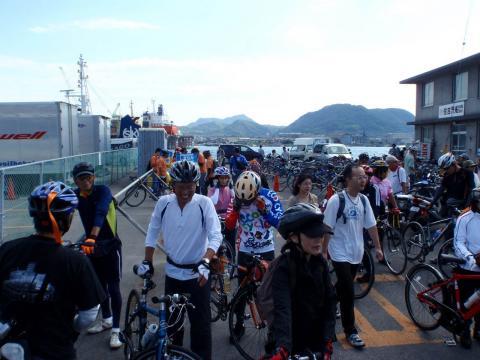しまなみ海道サイクリング - 4