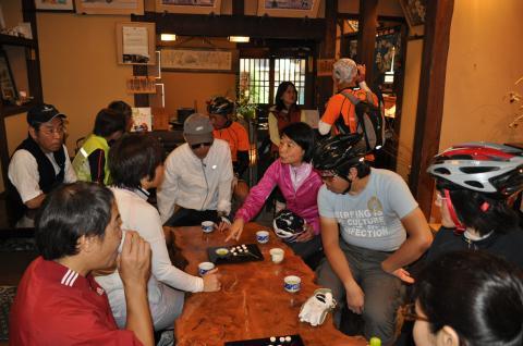 讃岐うどんと阿波街道サイクリング(2010.10.16〜17)  - 9